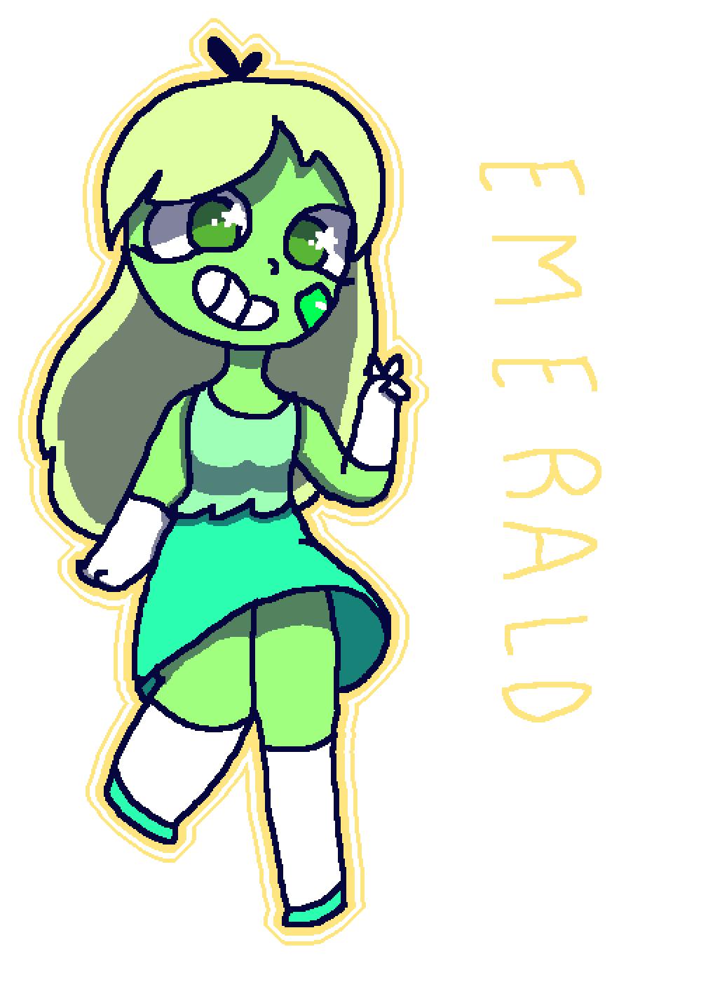 Emerald by streetmj211