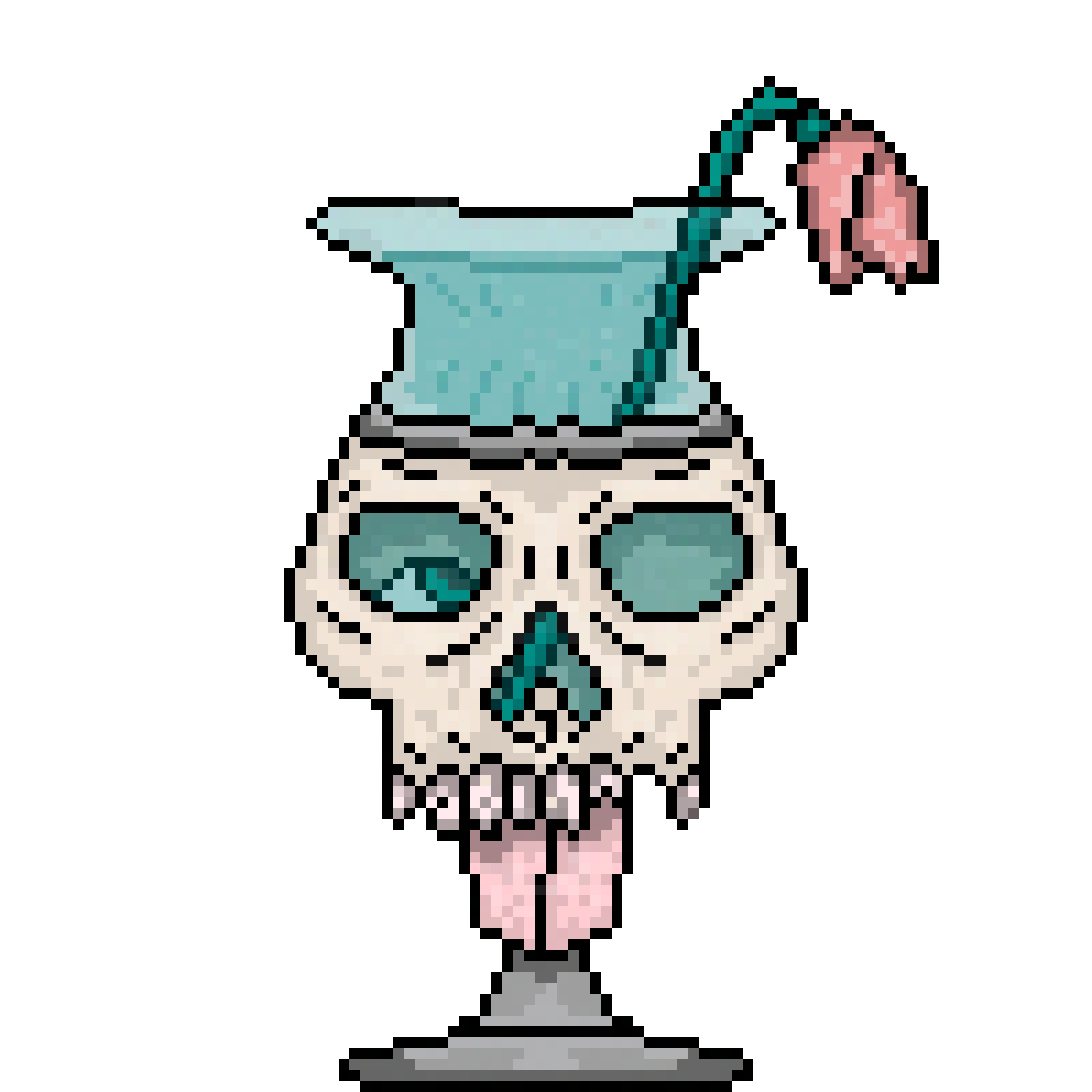 No bones about it, it's a vase. by SyringeSoup