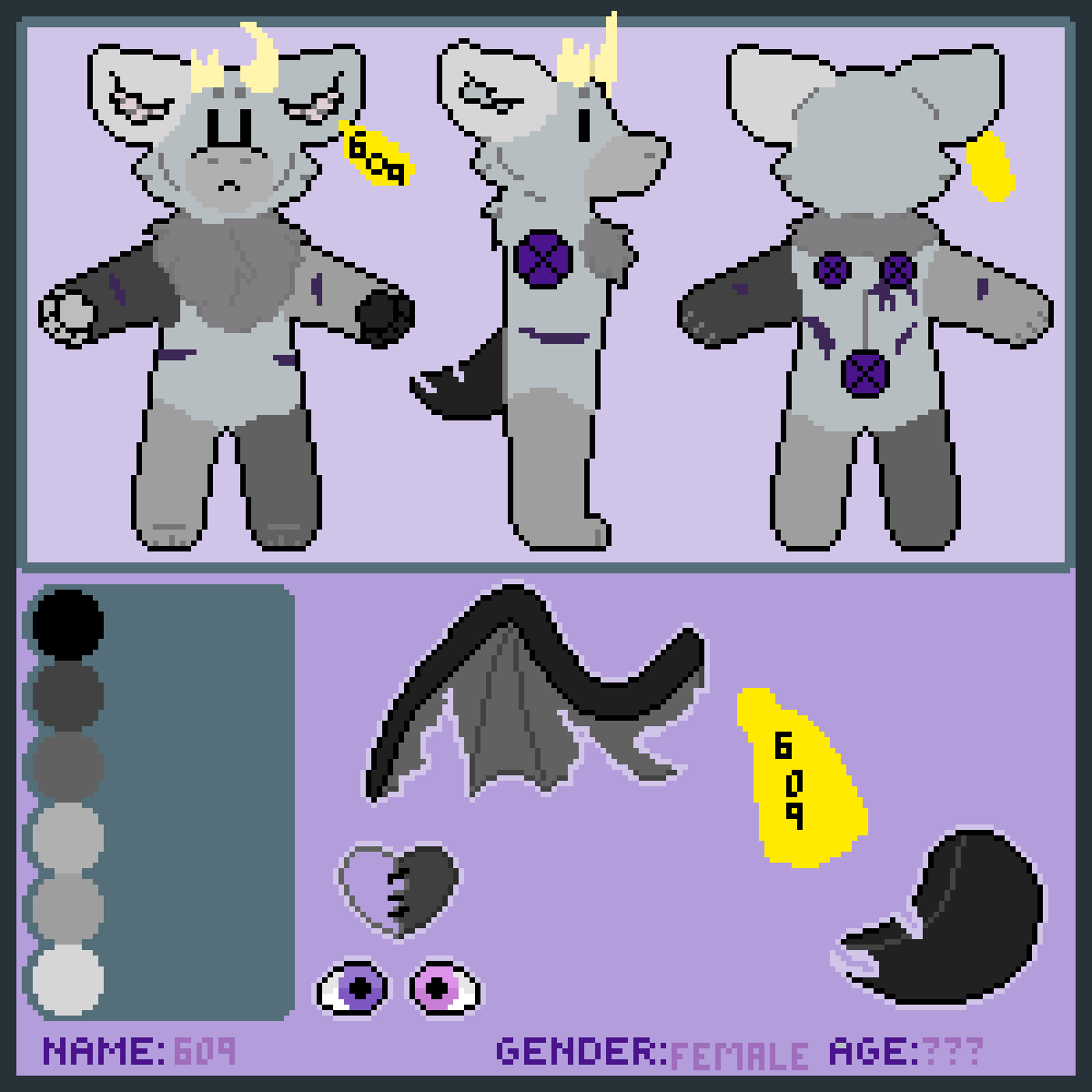main-image-she is done! typhoon is her new name!  by itz-grey