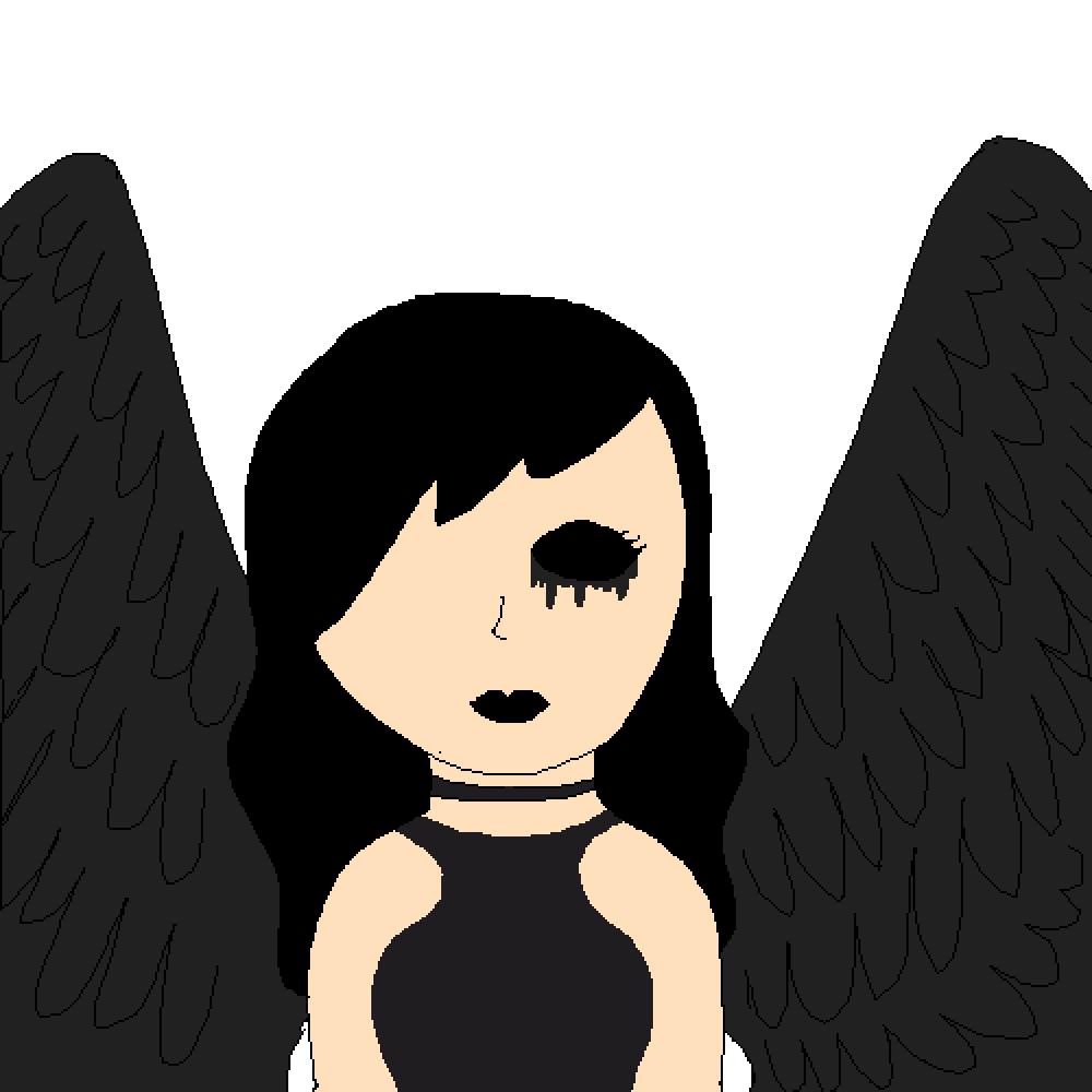 fallen angel by randomperson123