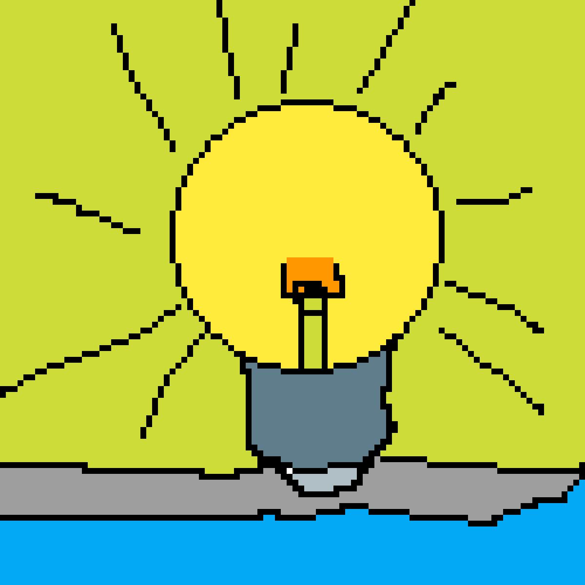 light bulb by Dtarawally