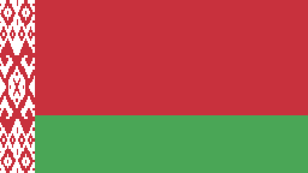 Flag of Belarus by KOMBATENT
