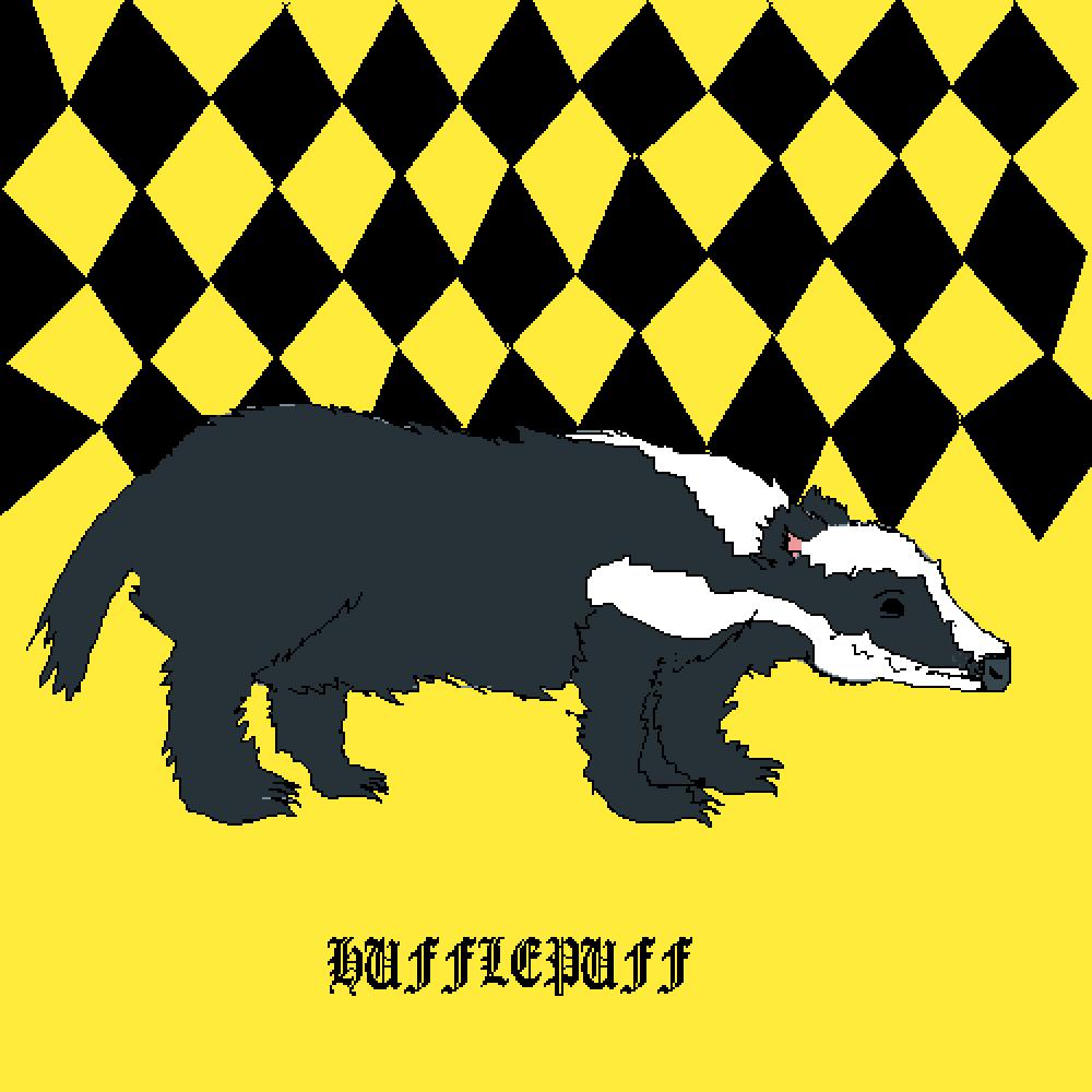 Badger by ACommonArtist
