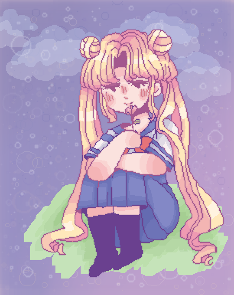 main-image-‧͙⁺˚*☾sailor moon doodle 2☽*˚⁺‧͙  by sighs