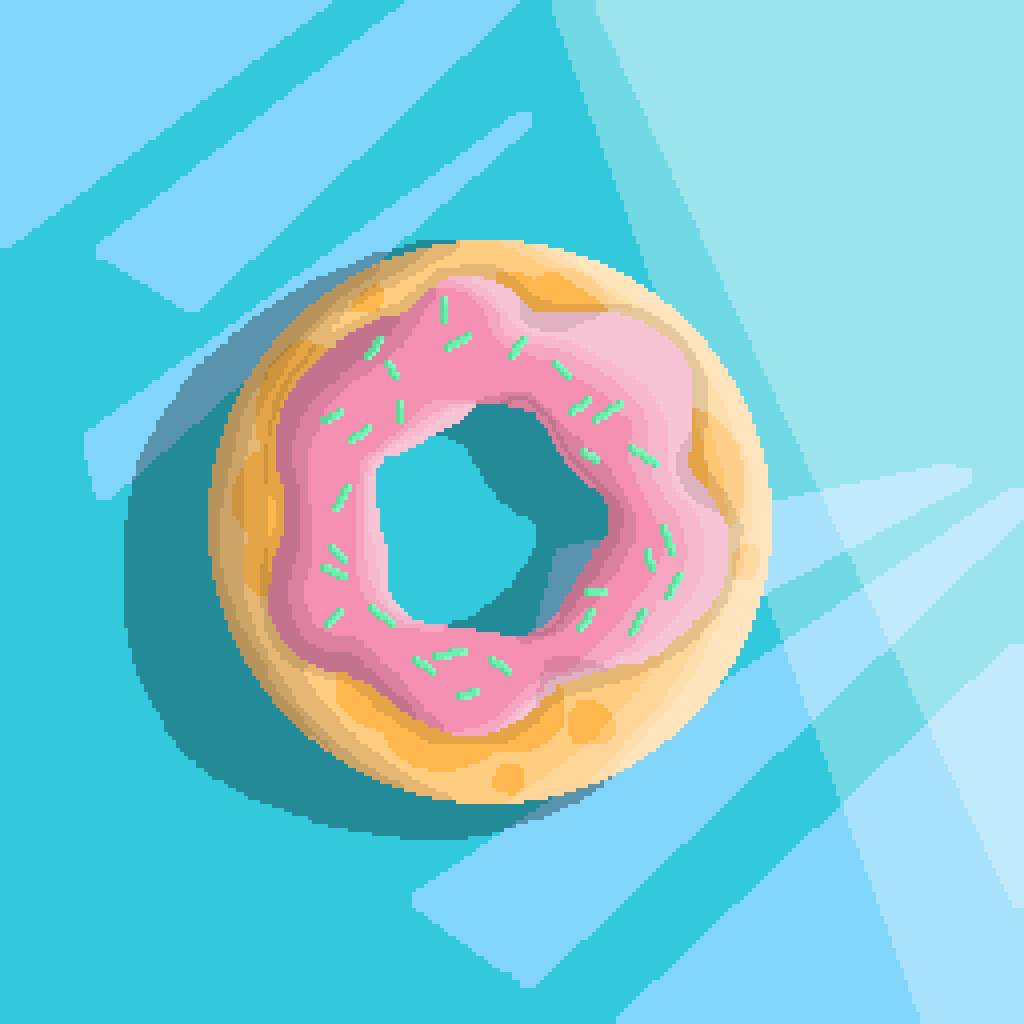Donut by cloudy-meow