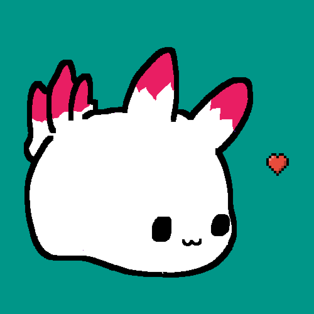 me as a sea bunny by ddlcandyoutube