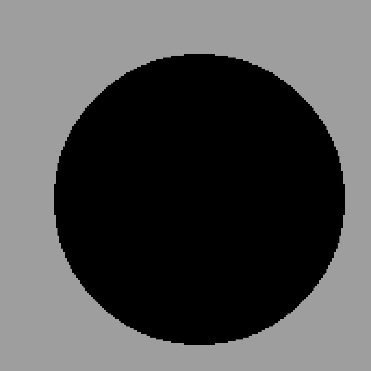 A CIRCLE by Pixel1842