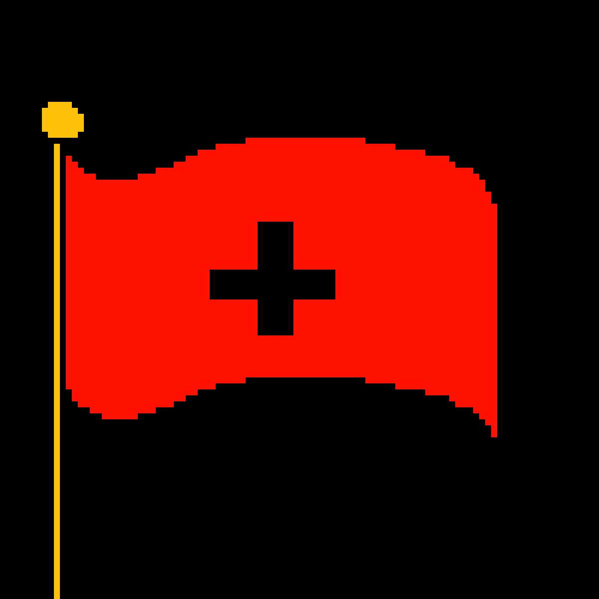 Switzerland flag by Anime-OtakuGirl