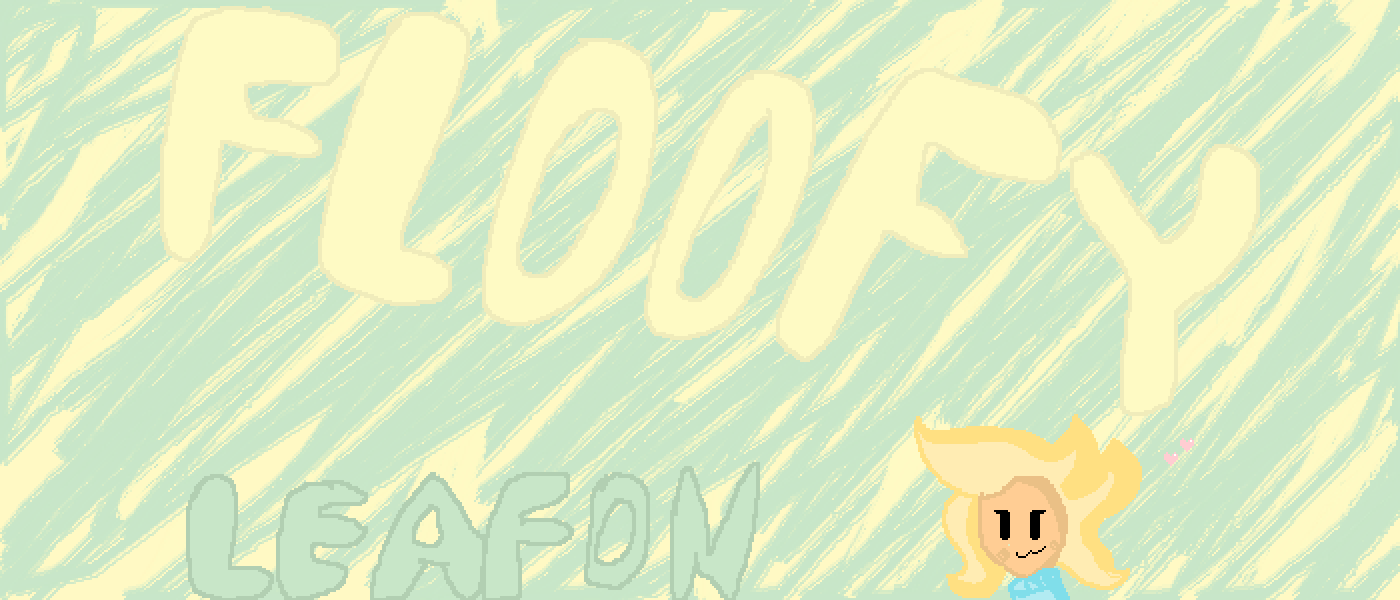 New Banner! by XxFloofyleafeon