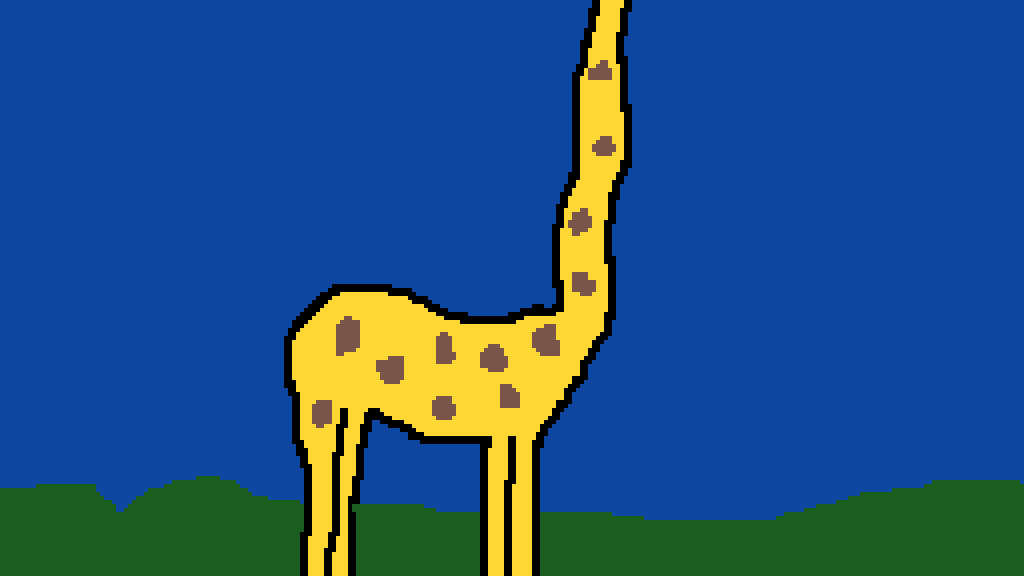 Giraffe  by bobscreation