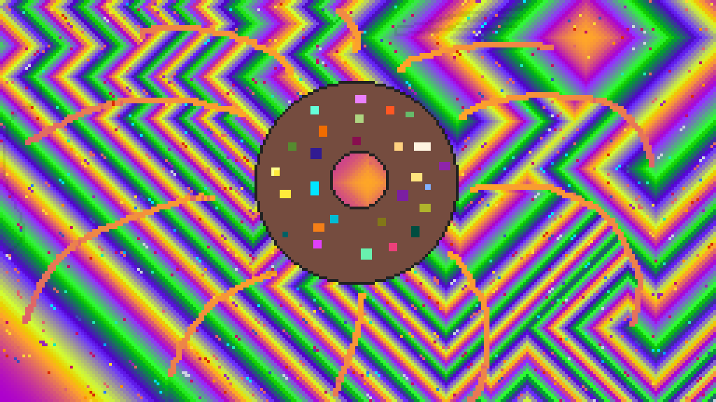 Donut Hole by ArtistSTATIC