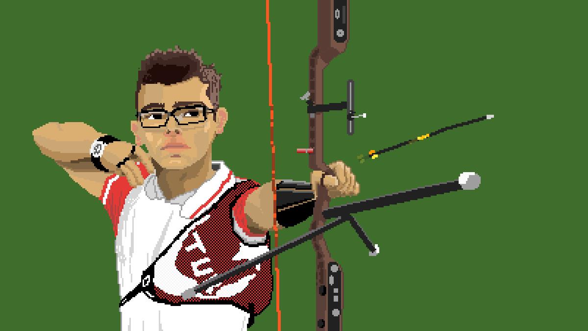 Archer  by ecderha