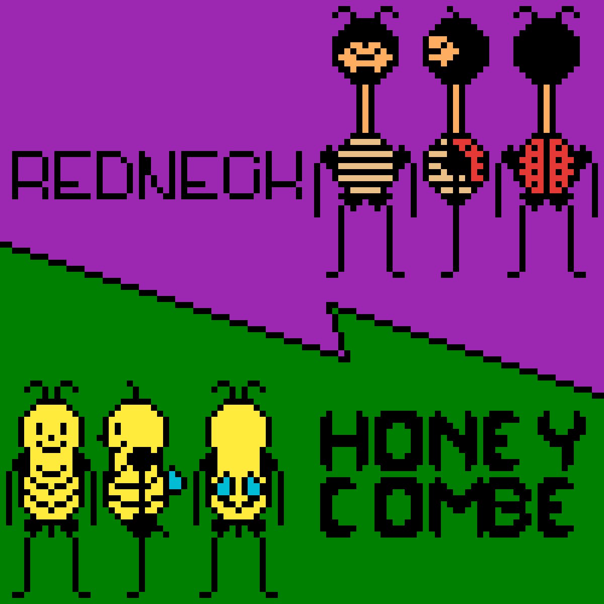 main-image-Redneck and Honeycombe  by alibaps
