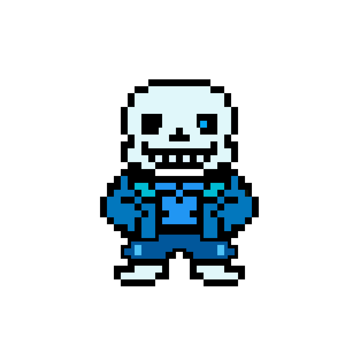 Froze!tale Sans by Toastkid-Games