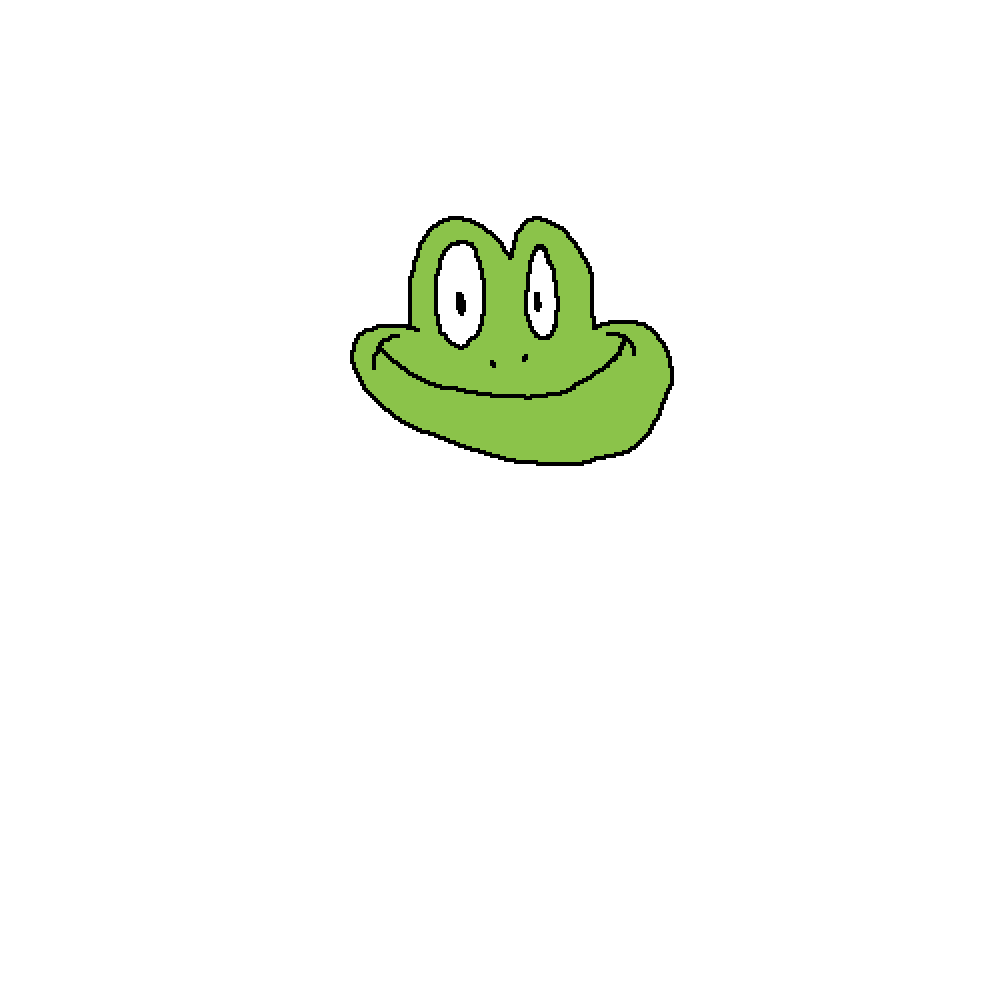 a froggy boi by ShrekOgreton