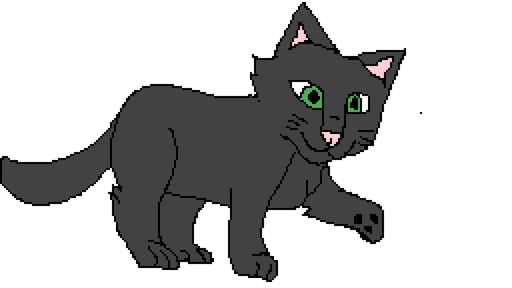 Basic Cat! by Historypanda