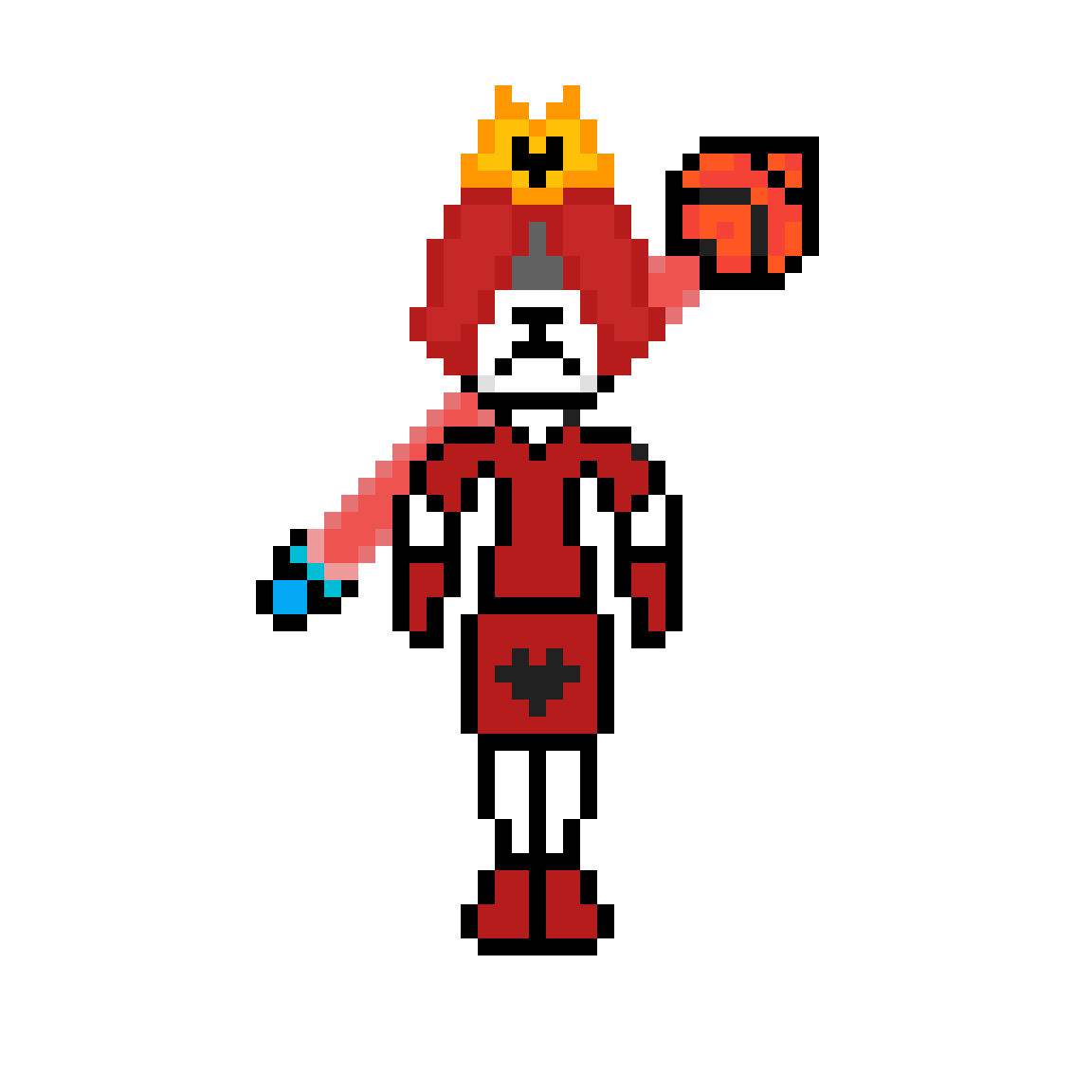 main-image-Heart queen (smthing for deltarune) ( HOPE TEMMIE CHANG  by The-Train-Lover