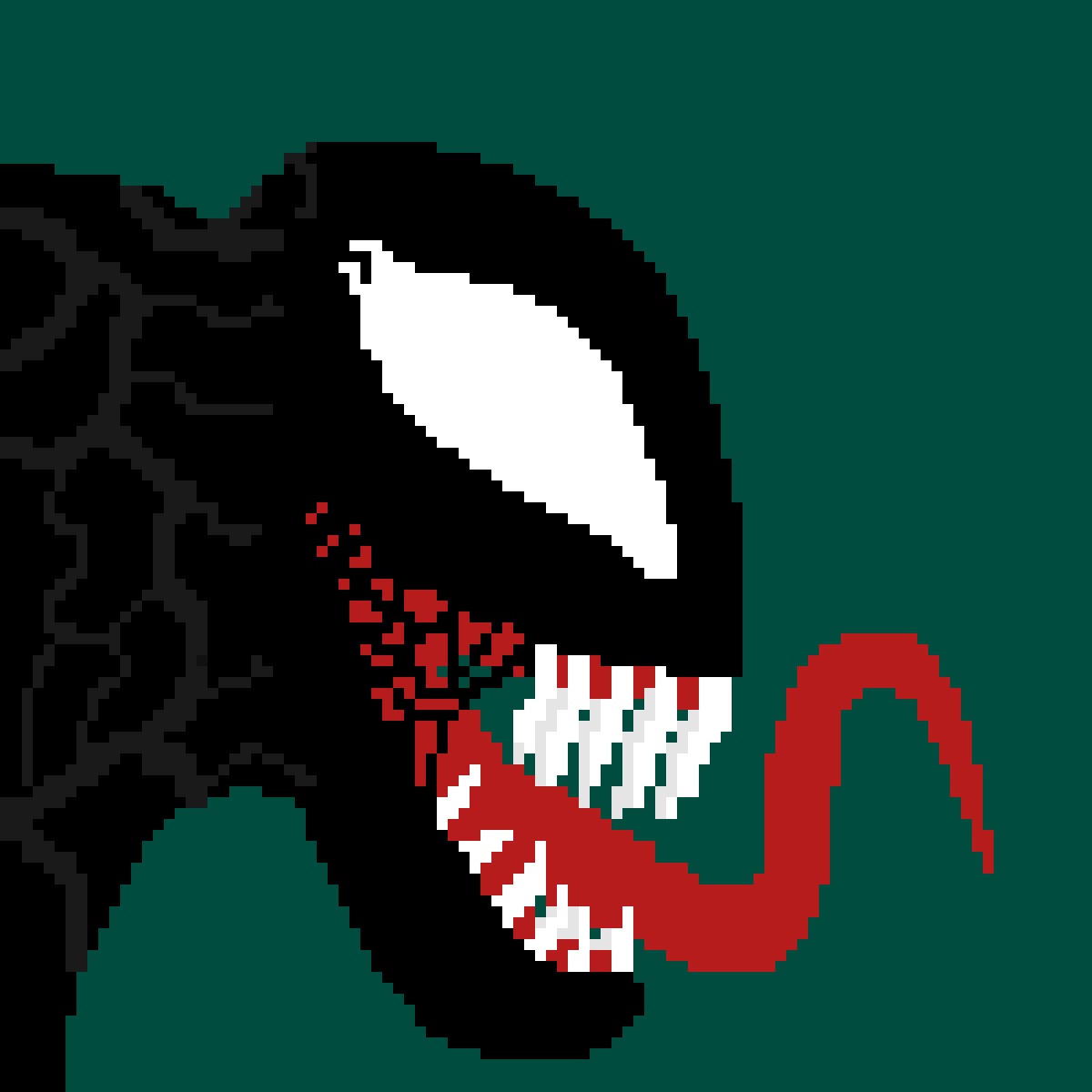 main-image-Venom   by Clutch-Drawings