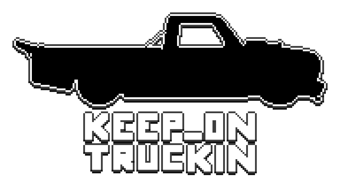main-image-KEEP ON TRUCKIN 3d  by Daniel2003