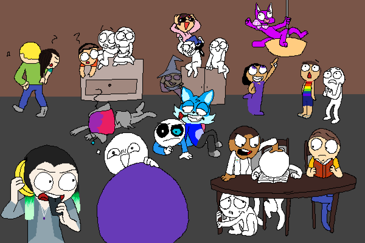 main-image-Party  by draw-with-me
