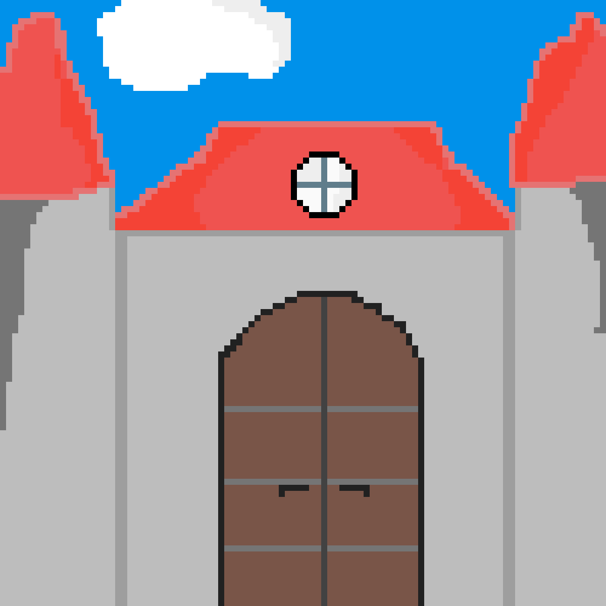 Castle by Roy