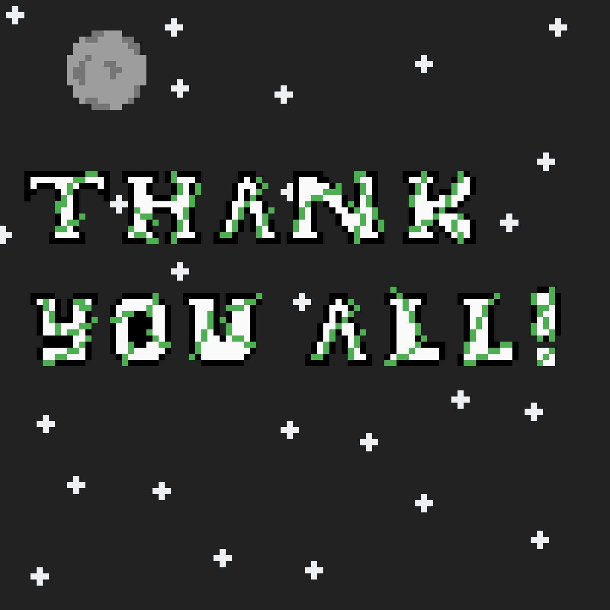 Thank you for 32 followers! by TryingStuffOut