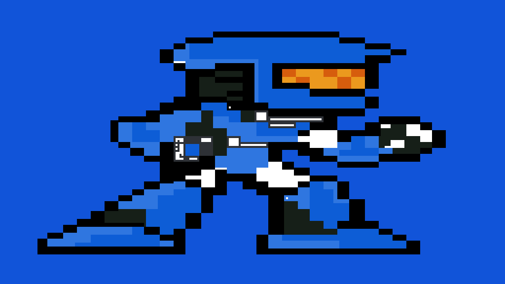 Pixilart - RvB Caboose by Anonymous