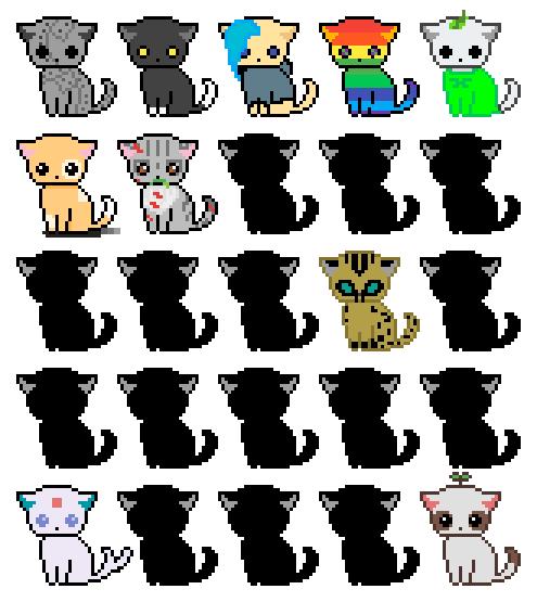 Add More Cats!! o3o