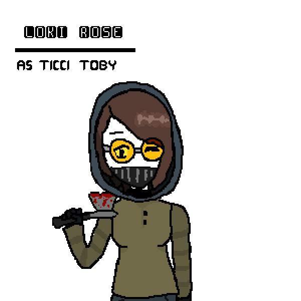 Ima Ticci Toby!!!