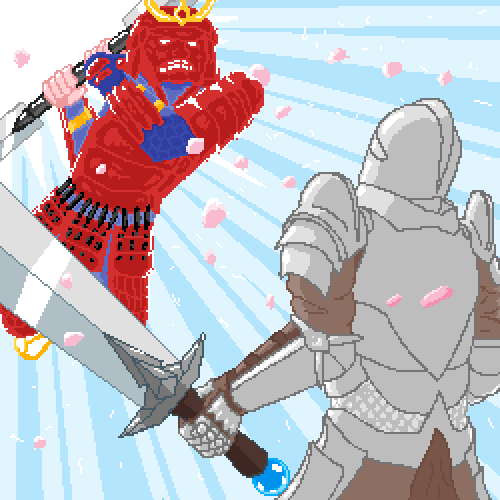 Battle of the Cherry Blossoms!!!