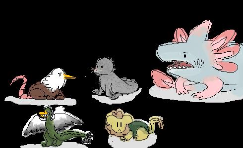 Animal Fusions!