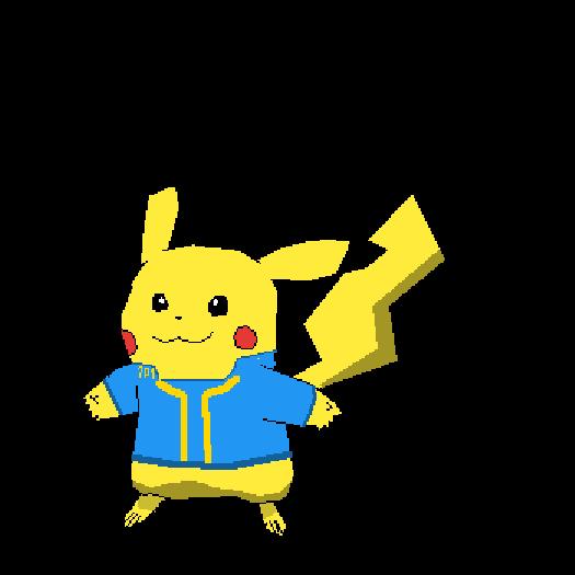 vault 101 pikachu