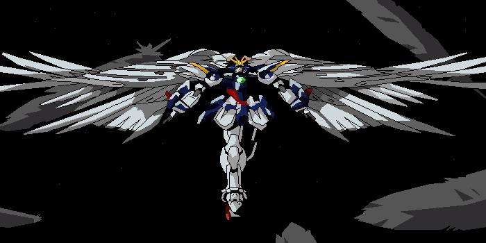 Wing Gundam Angel