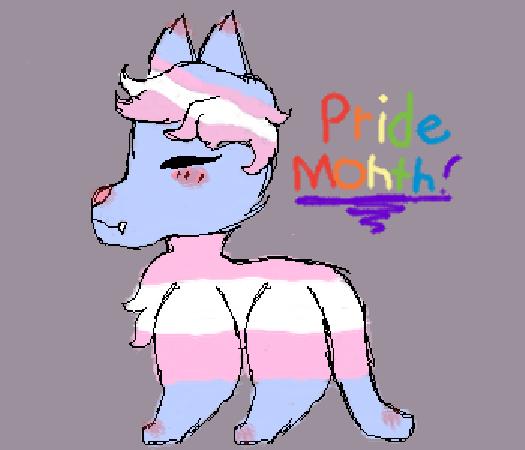 ~ it's pride month ! ~
