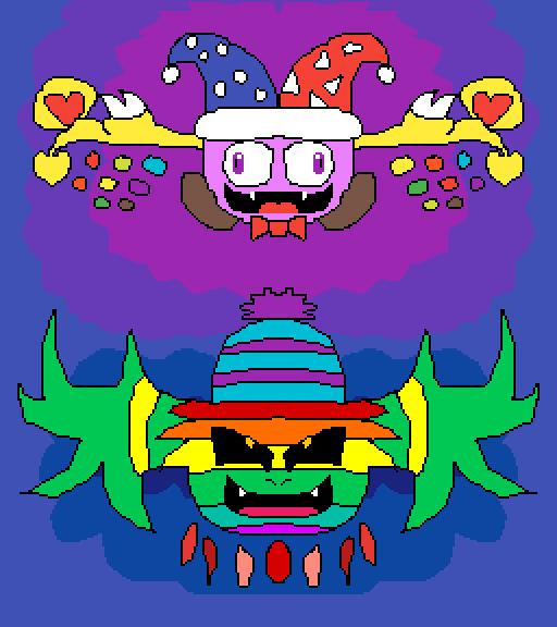 Dual Demons