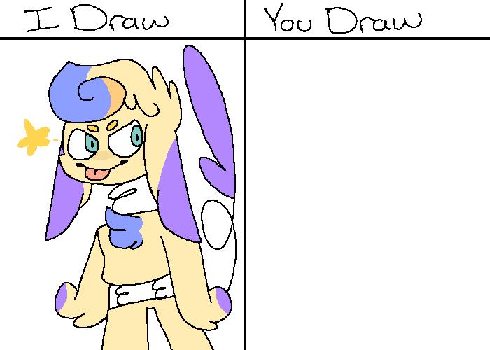 I Draw You Draw >:)