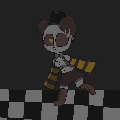 Paperpal Freddy (Freda) {Redo}