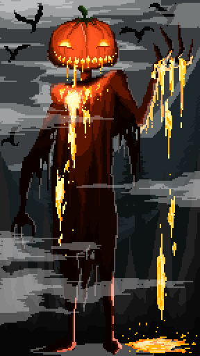Dead Man Pumpkins Finalize