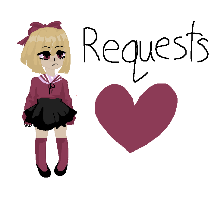 Requests , only taking 2