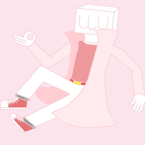 pink :v
