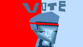 Vote for jogger