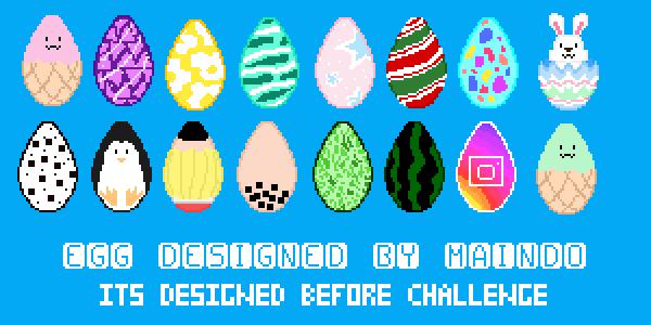 Eggs Design