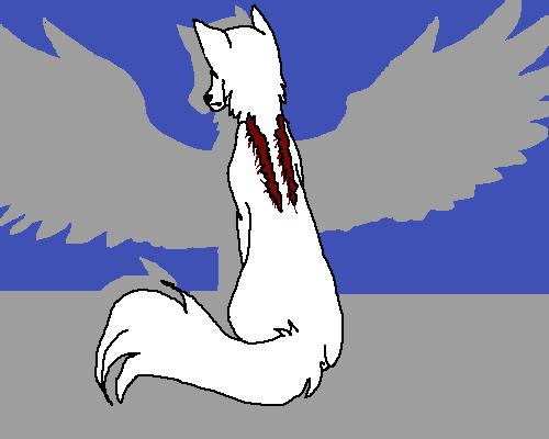 winter lost her wings