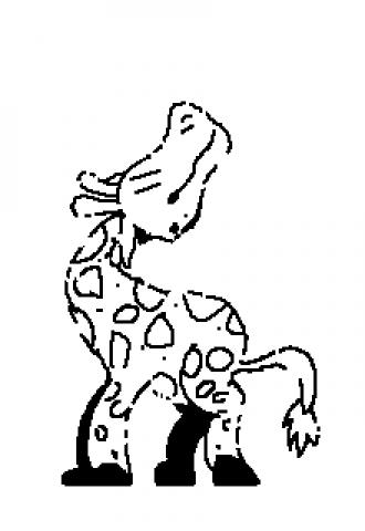 Bouncy Giraffo