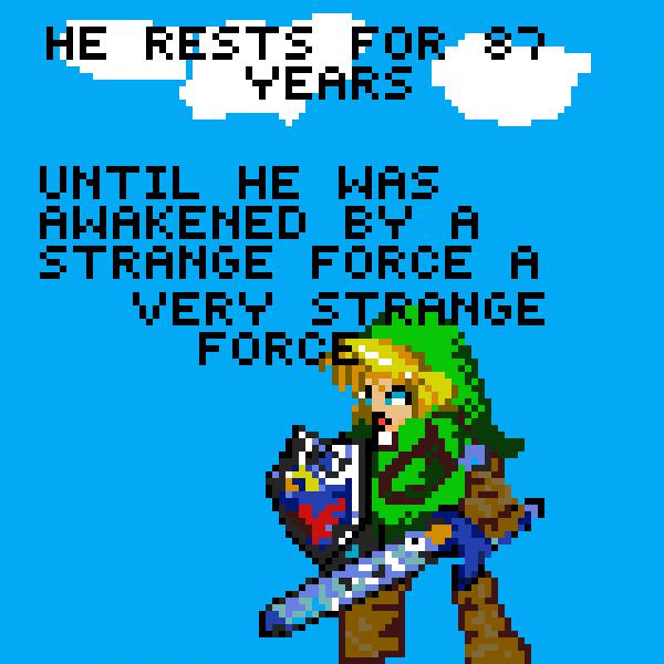 Link cutscene 1