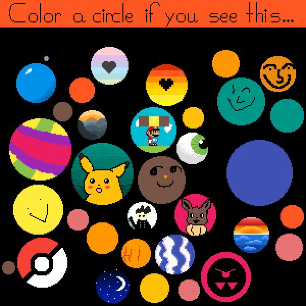 A lot Of Circles
