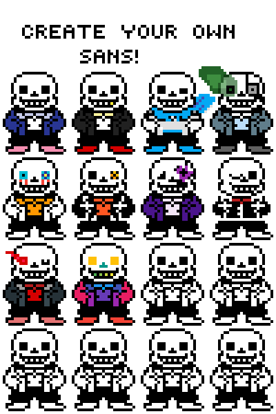 Another sans collab