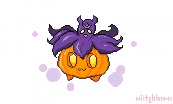 owo whats this, a wild pumpkabowo appeared!