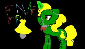 meckabell ( my pony) fnaf