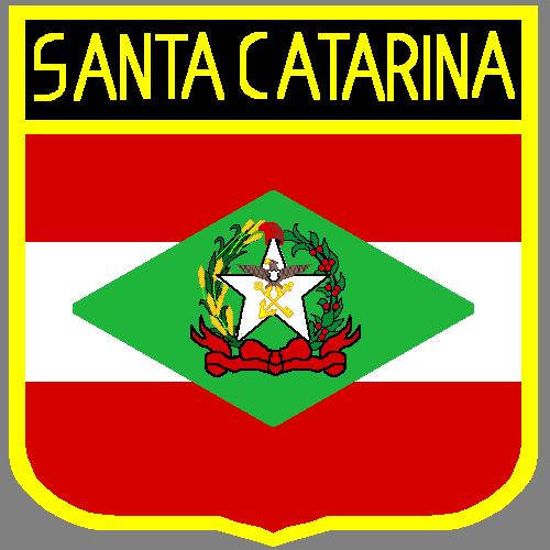 Santa Catarina State Patch